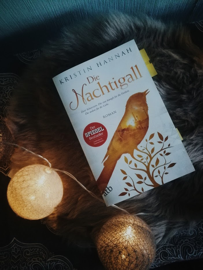 """""""Die Nachtigall"""" von Kristin Hannah"""